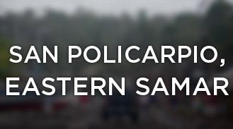 San Policarpio, Eastern Samar