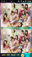 Screenshot of KPOP Find differences games
