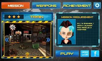 Screenshot of MODERN WORLD WAR