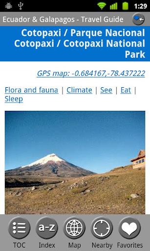 【免費旅遊App】Ecuador & Galapagos FREE Guide-APP點子