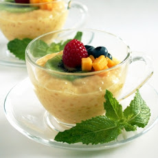 Mango Coconut Tapioca Pudding (椰香芒果西米露)