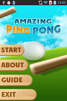 Screenshot of Amazing PingPong