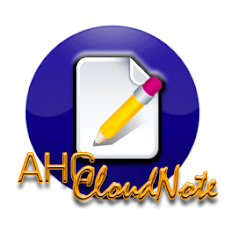 AHG Cloud Note Demo
