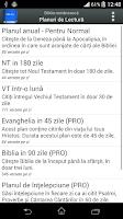 Screenshot of Biblia românească Cornilescu