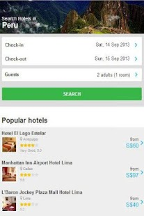 Mongolia Hotel Discount - screenshot