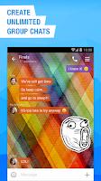Screenshot of Agent: chat & video calls