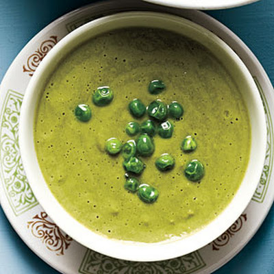 Quick Chilled Pea Soup