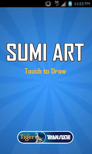 Sumi Art