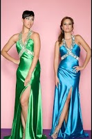 Screenshot of Fashion item : Prom dress