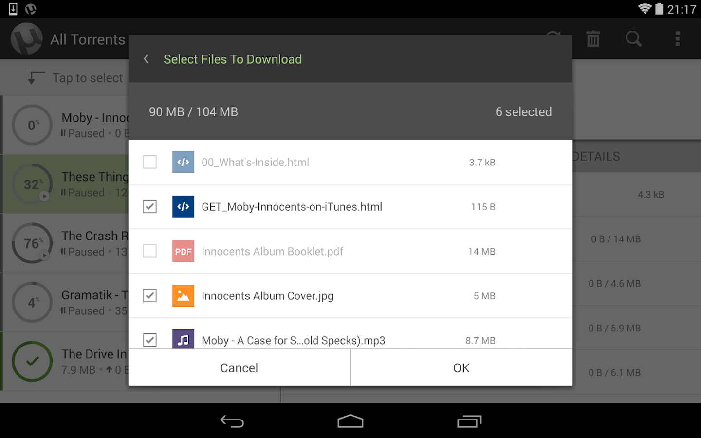 µTorrent® Pro - Torrent App Screenshot 14