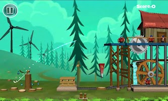 Screenshot of Beaver's Revenge™ Free