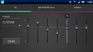 Screenshot of App Remote