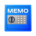 メモ金庫 icon