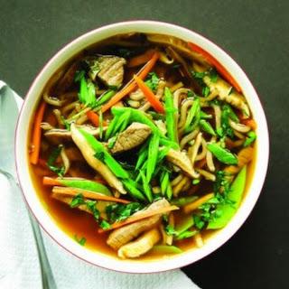 Lemongrass Beef Noodle Soup Recipes