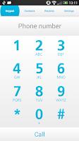 Screenshot of Telio One