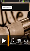 Screenshot of Reed Ringtones