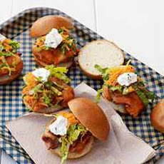 Buffalo Thigh Sliders