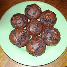 Double Chocolate Chip Mega Muffins