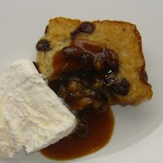 Raisin Surprise Pudding