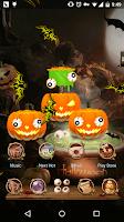 Screenshot of Next Launcher Theme Halloween