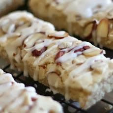 Scandinavian Almond Bars