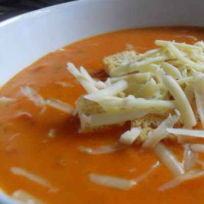 *Simply Tasty Tomato Soup*