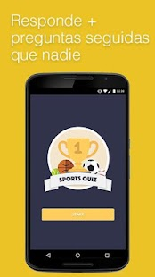 QUIZ ASKED - SPORTS - screenshot