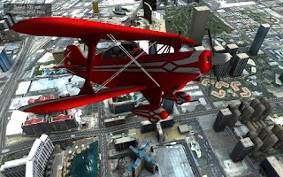 Screenshot of Flight Unlimited Vegas HD Sim