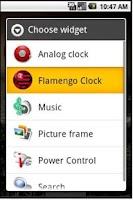 Screenshot of Relógio Flamengo