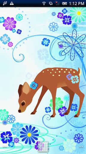 Fawn-skyblue Trial