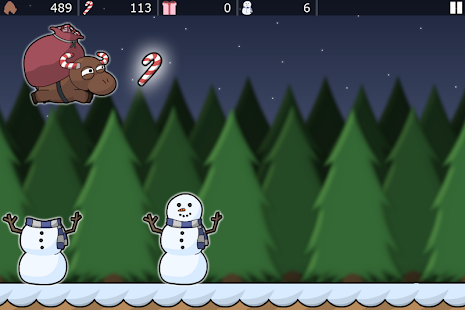 Jingle Moose - screenshot