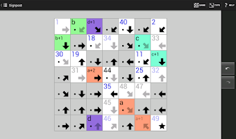 Screenshot of Simon Tatham's Puzzles