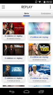 Screenshots  MYTF1