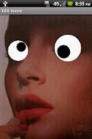 Screenshot of Eyes
