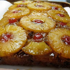 Pineapple Upside Down Cornbread