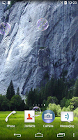 Screenshot of Yosemite Live Wallpaper