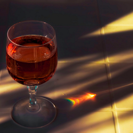 A glass of color by Michel Lorente - Food & Drink Alcohol & Drinks