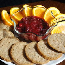 Oranged Cranberry Sauce
