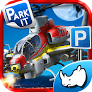 Fly Helicopter Battle Parking icon