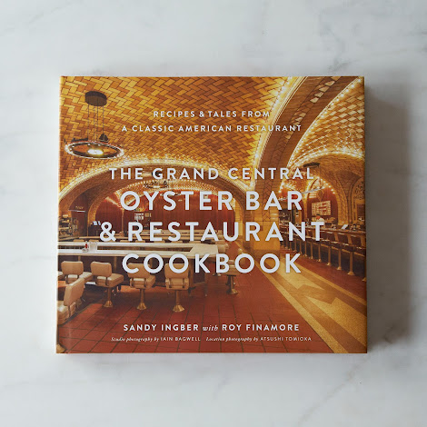 The Grand Central Oyster Bar and Restaurant Cookbook, Signed Copy