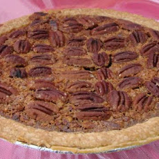 Dark Pecan Pie - Virginian Hostess Style