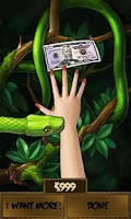 Screenshot of Money or Death - snake attack!