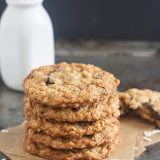 My Favorite Oatmeal Raisin Cookies