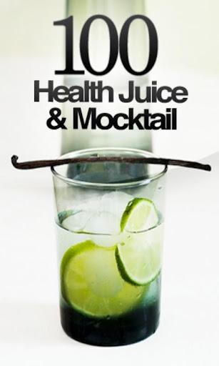 100 Health Juice Mocktail Lite