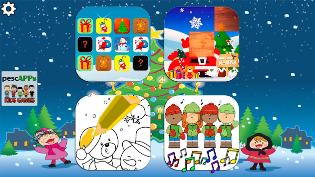 Christmas Games For Kids APK screenshot thumbnail 17