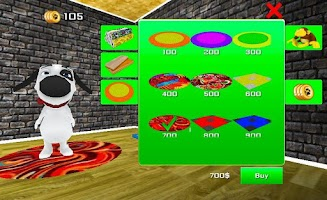 Screenshot of Pet talking dog 3d