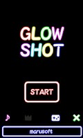 Screenshot of Glow Shot