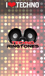 Techno Music Ringtones - screenshot