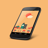 Screenshot of 2Flat (Icon Pack)