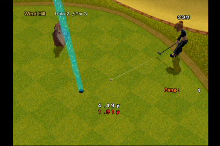 Super Swing Golf PANGYA
